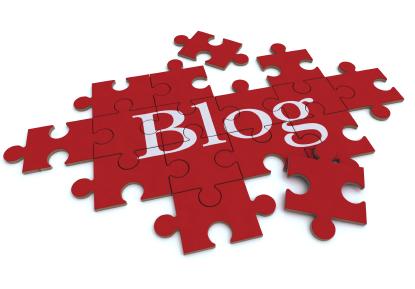blog in onderwijs