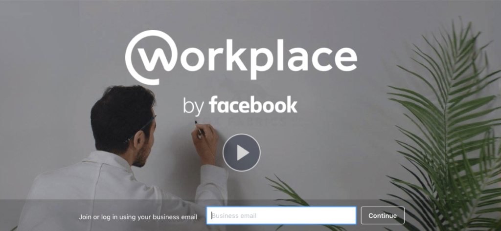 Facebook Workplace