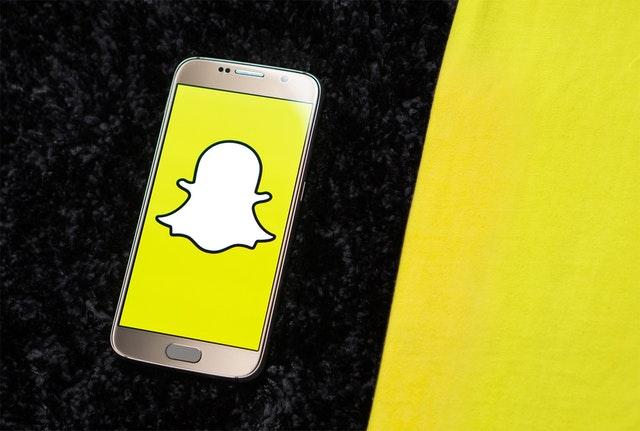 Snapchat verwijdert witte rand rond foto's